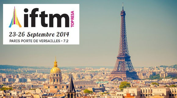 See you at the IFTM Top Resa