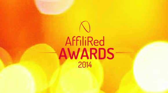 See you at the AffiliRed Awards 2014
